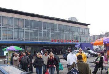 Estação de ônibus, Kiev, endereço, telefone, descrição