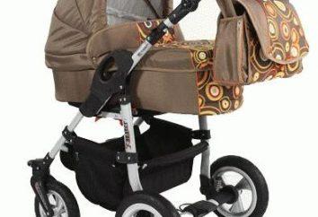 Rollstuhl «Tako Jumper X». einige Features