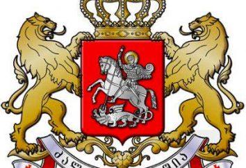 Georgia stemma: passato e presente