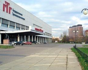 Krymsky Val – ulica, ciekawe