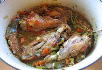 Skrzydło indyka: przepis na pyszną kolację. Zupa z indyka skrzydło – przepis
