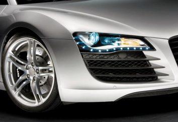 Lampy LED dla samochodów osobowych: klasyfikacja, przeznaczenie