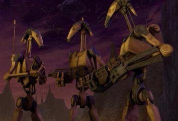 """Droides de la """"Guerra de las Galaxias"""" – personajes de pleno derecho de la saga"""