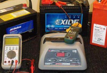 batteria auto, Desolfatazione: come ripristinare