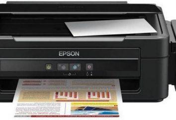 """Drukarka """"Epson L-110"""": instrukcje, specyfikacje, opinie"""