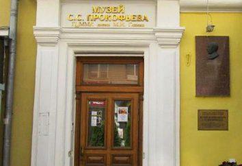 Museo Prokofiev: dove abita infanzia
