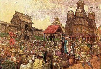 Quelles étaient les caractéristiques du commerce au 17ème siècle? commerce extérieur et intérieur en Russie