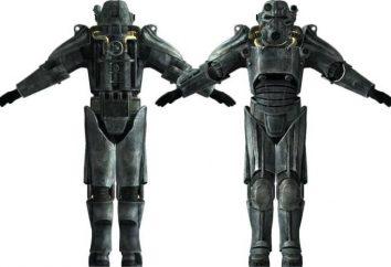 Power Armor: Modelle der Powerrüstung