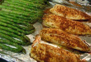Co jest najbardziej niskiej zawartości tłuszczu ryb?