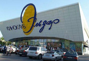 """Kino """"Eldar"""" w Moskwie"""