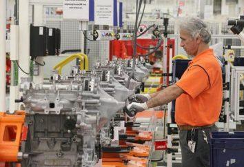 programmi di produzione come base per la produzione di beni