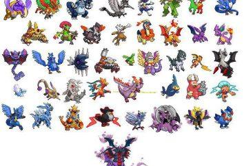 Pokemon antica: la descrizione degli esseri più potenti