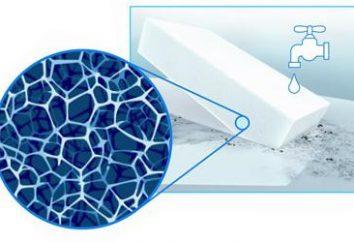 ¿Qué es la esponja de melamina? Cómo utilizar esta maravillosa herramienta?