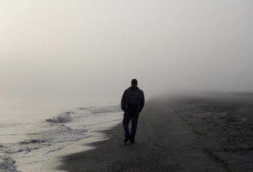 Estado de ánimo depresivo, la melancolía, la depresión. el consejo de un psicólogo