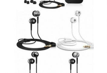 Słuchawki Sennheiser CX 300-II Precision: opinie, specyfikacje, zdjęcia