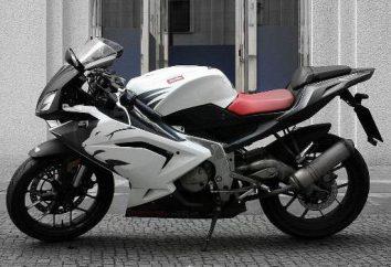 Aprilia 125 RS, la mejor moto de su clase, la máquina de carreras perfecto para la competencia del anillo