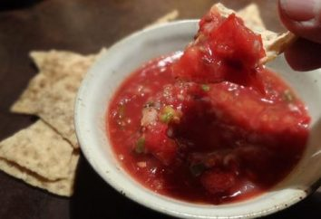 Les détails sur la façon de faire de la « Spark » de tomates, l'ail et le raifort