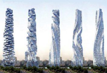Zielony środowiska Tower (wieża obrotowe) zostanie zbudowany w Dubaju?