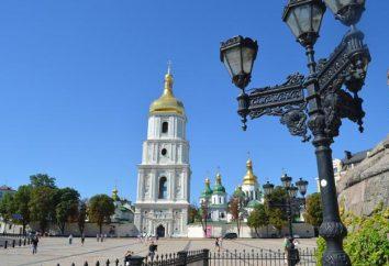 Sophia Square – das Herz von Kiew