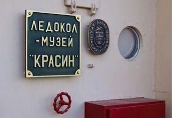 """Icebreaker """"Krasin"""" – Muzeum historii rosyjskiej marynarki"""