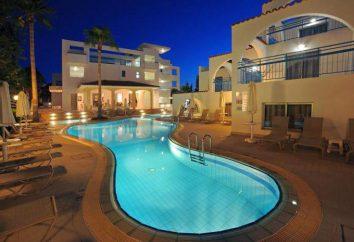 Hotel Petrosana Hotel 3 * Apartamentos (Ayia Napa, Creta): opiniones, descripciones y comentarios