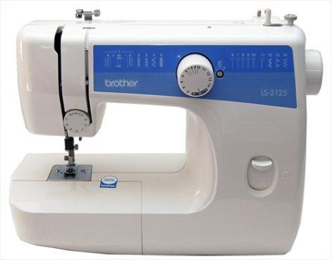 Brother LS-2125 (máquinas de coser): opiniones y guía