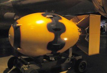 Il più potente bomba nel mondo. Ciò che è più forte di quella della bomba: sottovuoto o fusione?