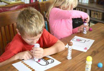 O que se destina a atividade produtiva de pré-escolares?