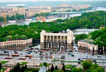 Gorky Park i Green Park