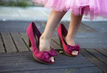 Jaki rozmiar butów – 27? Cztery główne dobór systemu