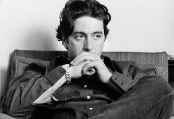 Biografia de Al Pacino: carreira do ator