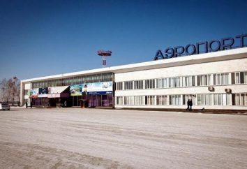 Begishevo – aéroport au sud-est du Tatarstan