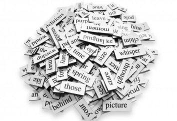 Co jest leksykologii: definicja, cele, związek z innymi naukami