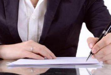 Per quanto tempo può un contratto di lavoro? Gli articoli 58, 59 della LC RF