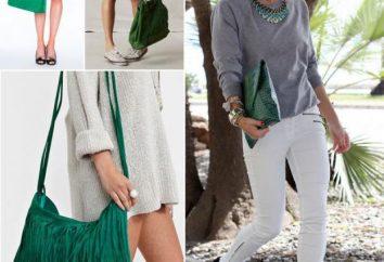 De quoi porter le sac vert? Trucs et astuces