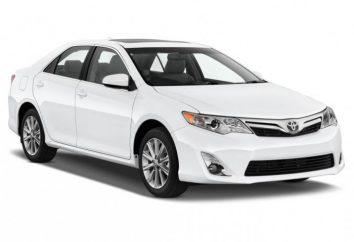 """""""Toyota Camry"""": przegląd najnowszej generacji popularnego sedana"""