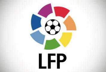 football espagnol. clubs célèbres et les joueurs
