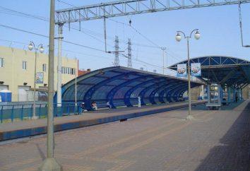 """Platforma """"Północy"""" – to wygodny i szybki sposób, aby dostać się do centrum handlowego """"Złote Babylon"""""""