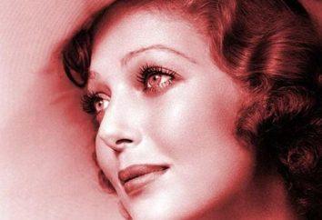 "Loretta Young, attrice, superstar di Hollywood classici ""bionda platino"""