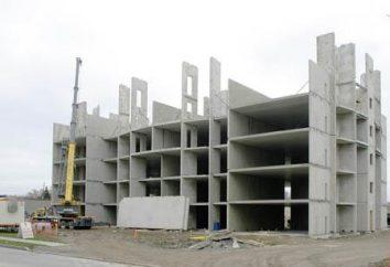 Lager und zum Schutz von Strukturen in der modernen Bau