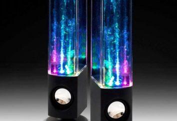 USB-ponentes: un gran sonido y diseño original. Revisión de los mejores modelos
