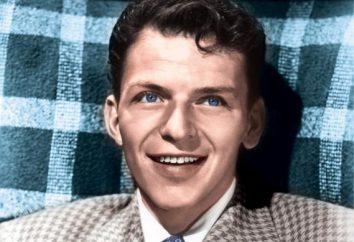 Frank Sinatra: biografia, vita personale, foto