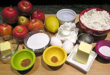 Bolo com maçãs caramelizadas: receitas