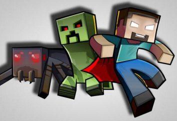 Versão de Minecraft. A história do desenvolvimento do jogo
