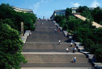 Potiomkin Schody – symbol Odessie