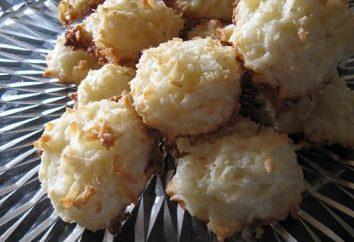 """Cookies """"Kokosanka"""": Receita com fotos. bolinho de calorias """"Kokosanka"""""""