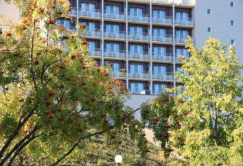 """Hotel """"Lada Resort"""" (Togliatti): descripción, comentarios"""