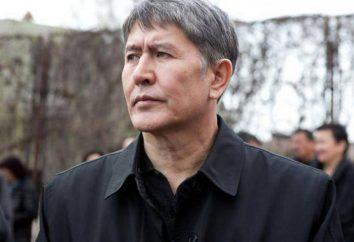 Ałmazbek Atambajew: biznesmen, rewolucyjny, prezydent Kirgistanu