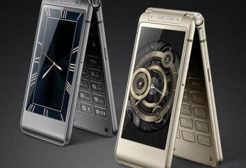 Telefony komórkowe clamshell Samsung: opis, charakterystykę modeli. Liczba właścicieli