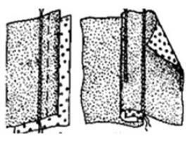 costura de ropa de cama (coser): Master Class